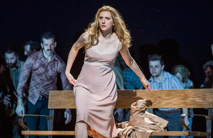 The Article: Opera review: Katya Kabanova, Royal Opera