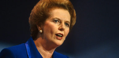 The Article: Under Thatcher, Britain rejected the politics of envy. And under May?