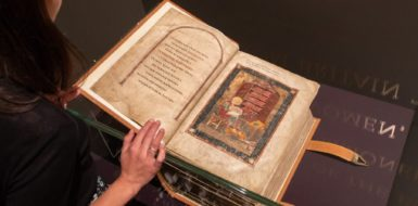 The Article: Bede and the Codex Amiatinus