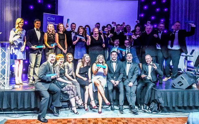 CIM award winners 2016