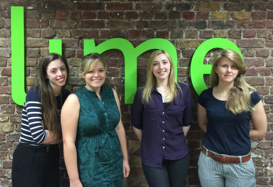 Young marketers from Lim win IPA Pip Award