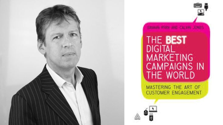 A Conversation with Damian Ryan author of The Best Digital Marketing Campaigns in the World Hero Image