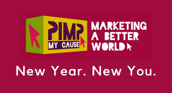 New Year, new you - use your marketing skills to improve the world! News Post Image