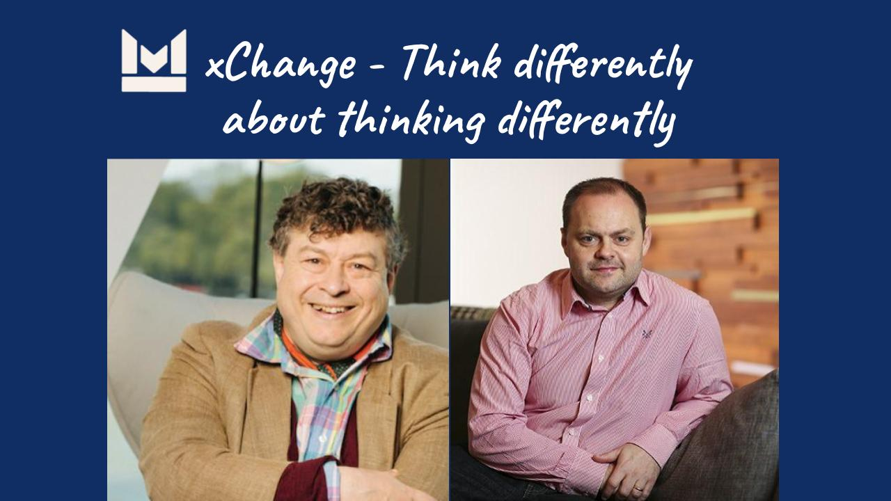 Join Rory Sutherland and Mark Evans to think differently about thinking differently News Post Image