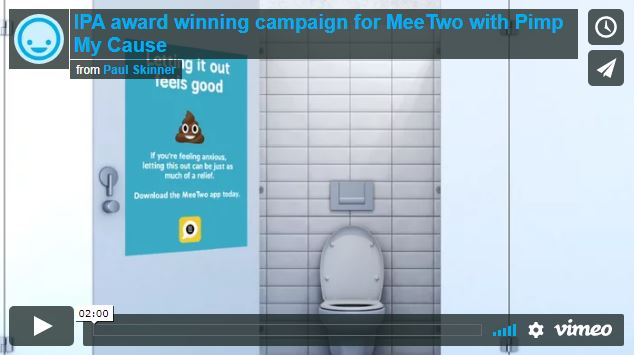 A winning campaign for MeeTwo Hero Image