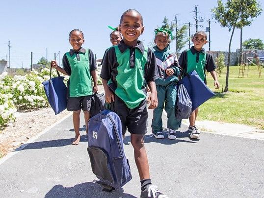 Pro Bono Marketing Provides Education for Township Children Hero Image