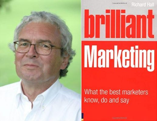 A Conversation with Richard Hall author of Brilliant Marketing Hero Image