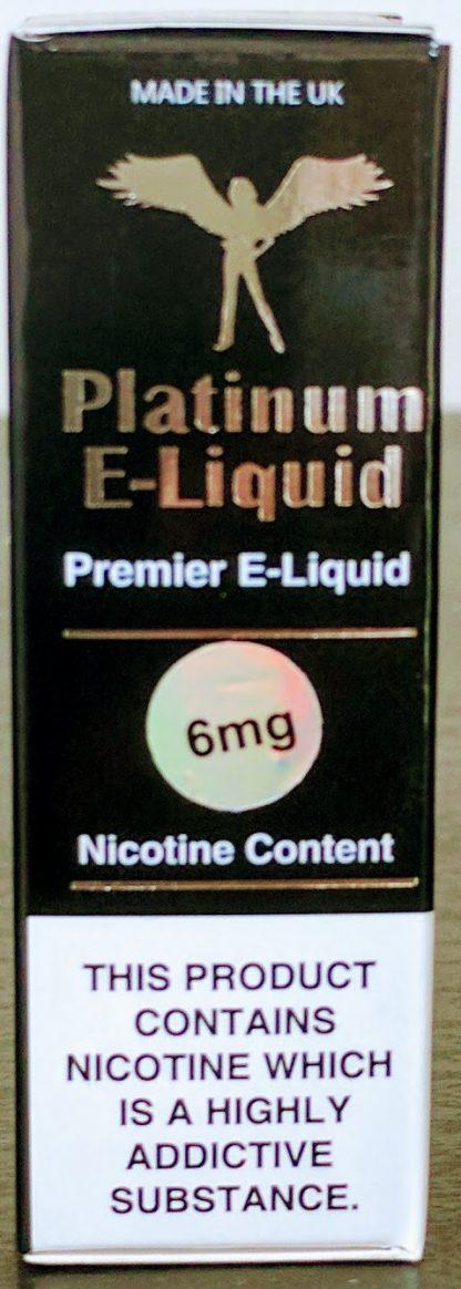 1x10ml platinum eliquid