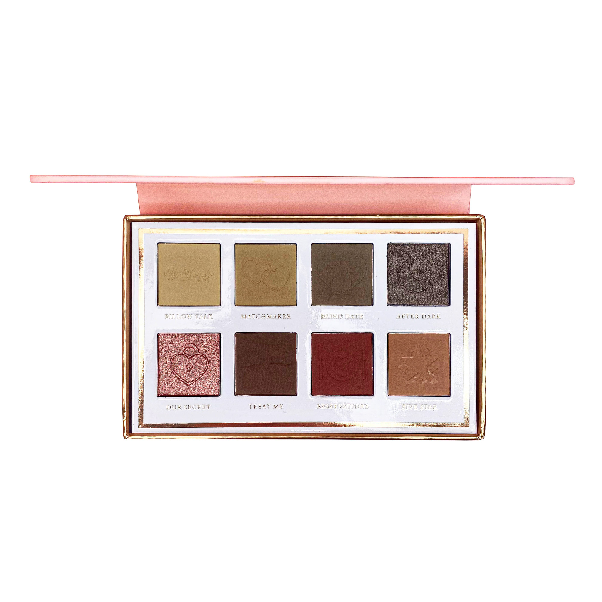 P. Louise Cancelled The Full Collection - Plouise Makeup Academy