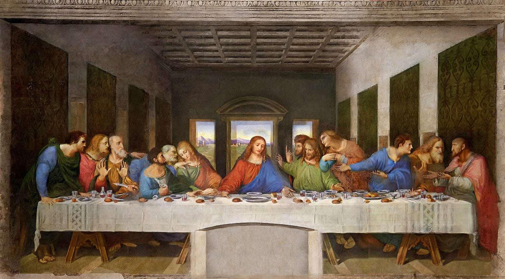 Leonardo%20da%20Vinci%2C%20A%20Ceia%20(pintura%20mural%2C%201494-1498)%2C%20Igreja%20de%20Santa%20Maria%20das%20Gra%C3%A7as%2C%20Mil%C3%A3o%2C%20It%C3%A1lia