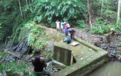Rede de distribuição de água em Porto Alegre
