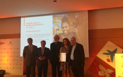 """Projeto Oficinas de Talentos vencedor do Prémio BPI """"la Caixa"""" Solidário"""