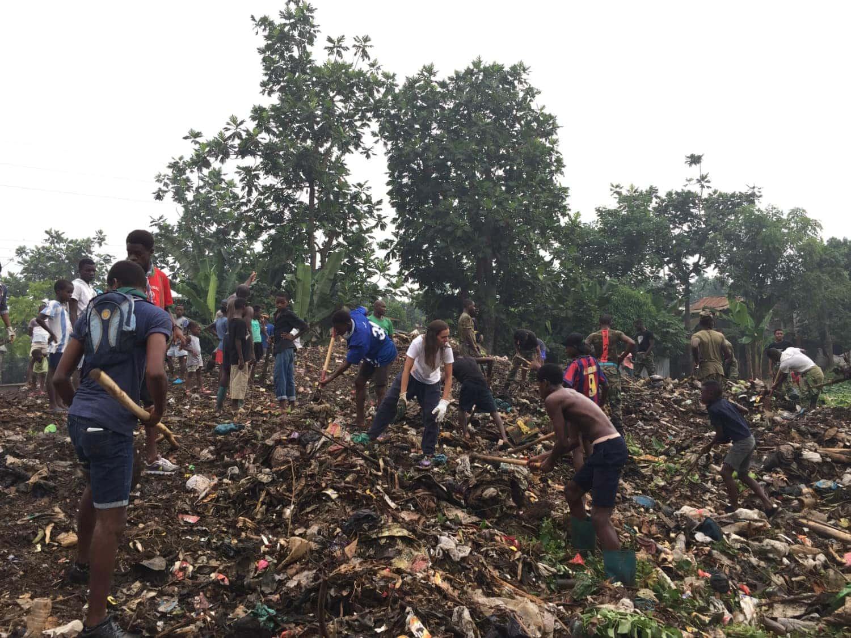 Limpeza Lixo_Grupo Comunitário da Boa Morte