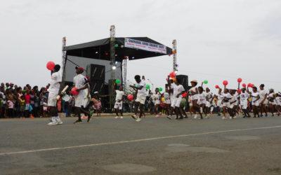 Carnaval na ilha de São Tomé