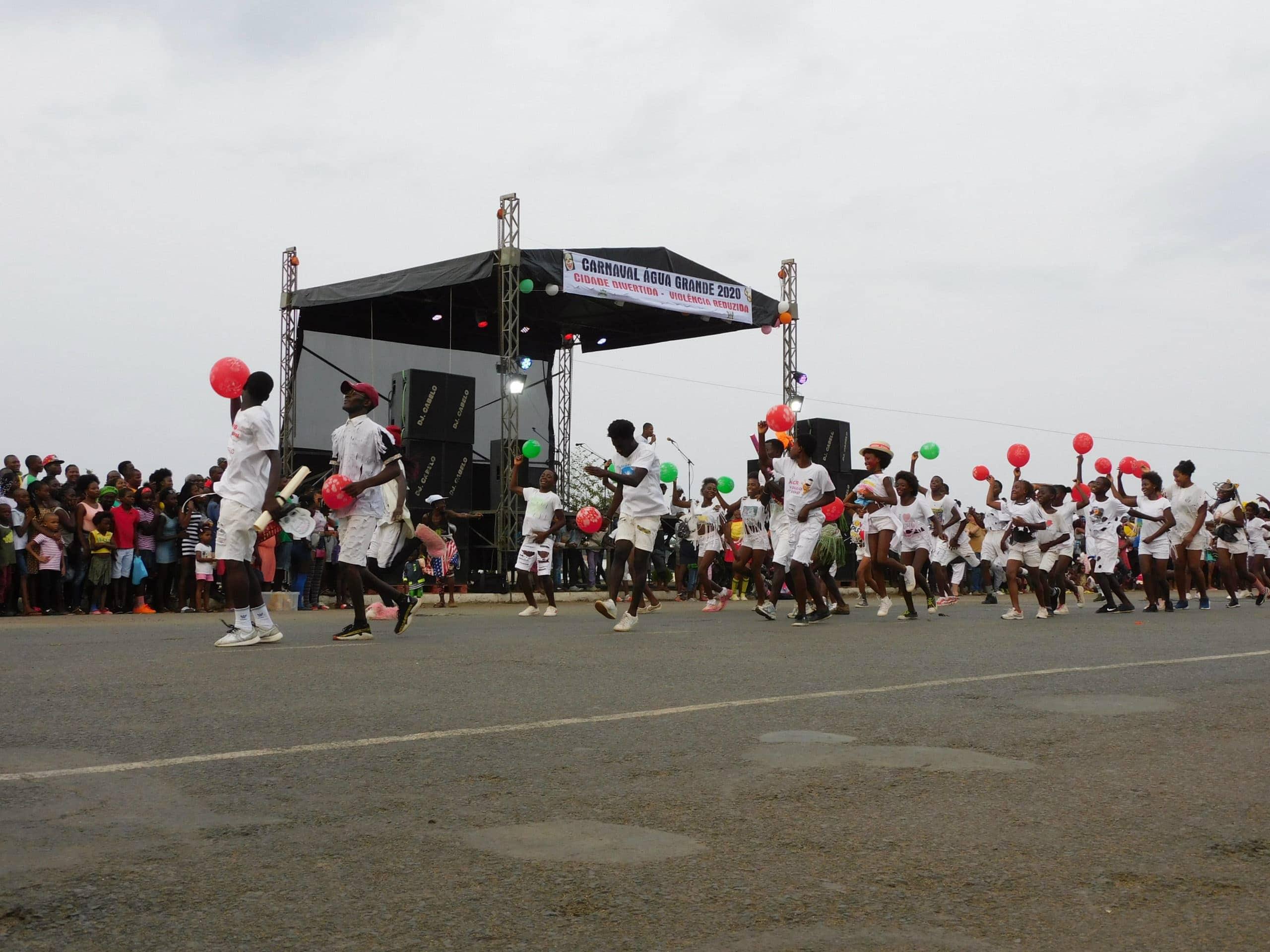 Carnaval em São Tomé