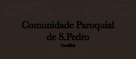 Comunidade Paroquial de S. Pedro – Covilhã