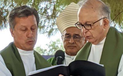 Paróquia de S. Francisco Xavier de Caparica tem novos párocos