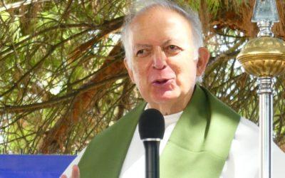 P. Dário Pedroso sj é pároco, pela primeira vez, aos 77 anos de idade