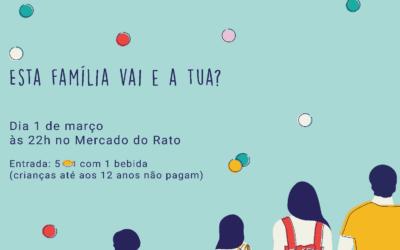 Festa de Carnaval – Lisboa