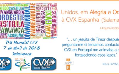 III Encontro CVX-BI & CVX Salamanca