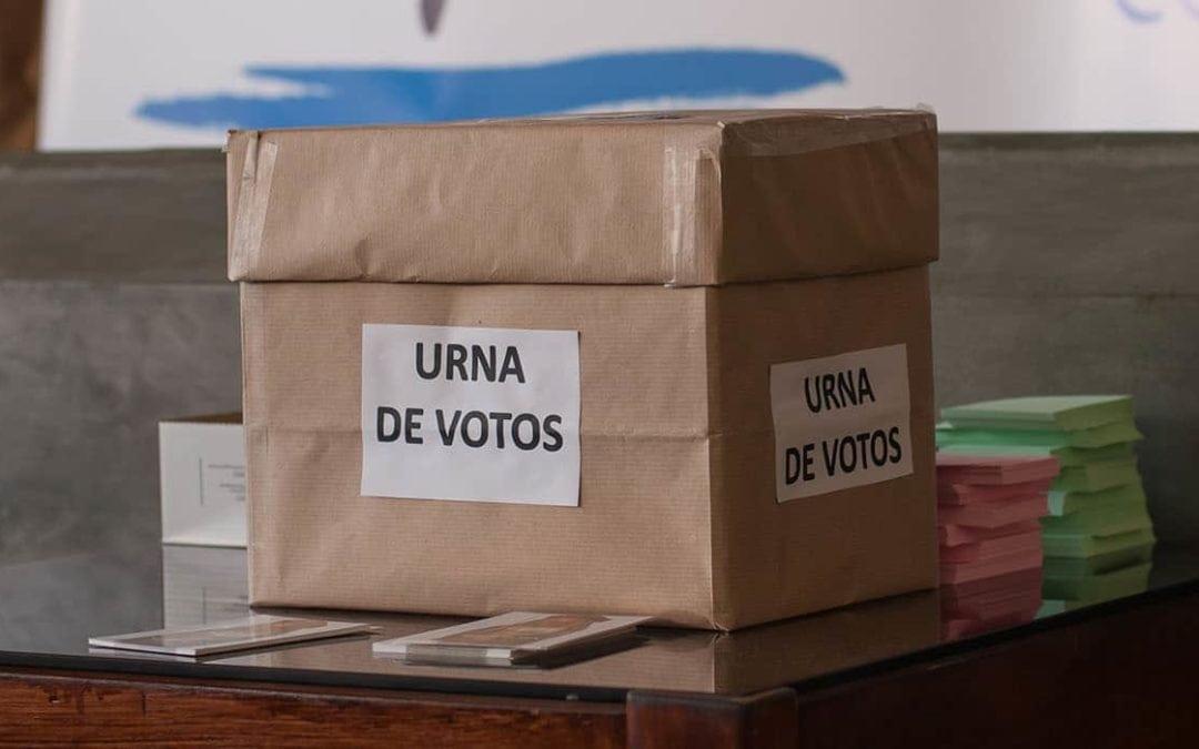 Eleições para a Equipa Regional da CVX-Sul