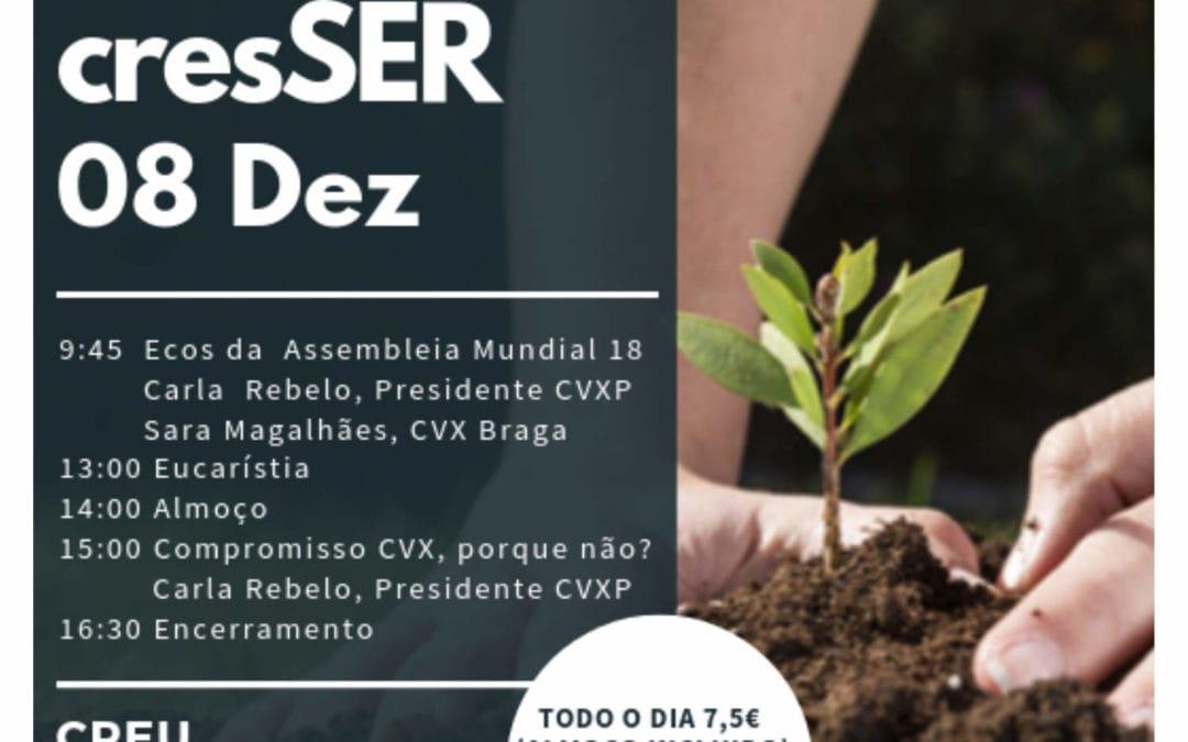 CresSer no Porto!