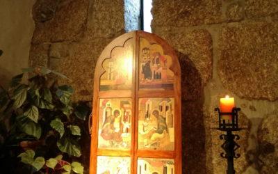 Iconografia e ecumenismo: CVX de Braga em Sicar