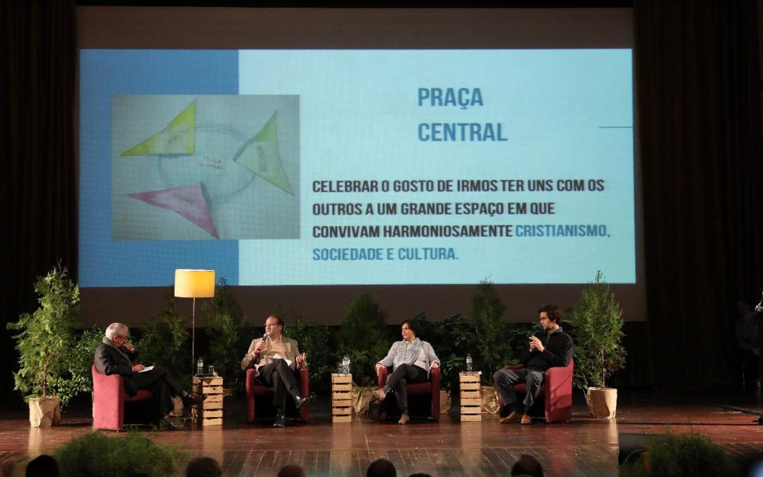 A CVX na Praça Central- Cristianismo, Sociedade e Cultura