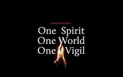 Vigília de oração da Comunidade Inaciana Mundial