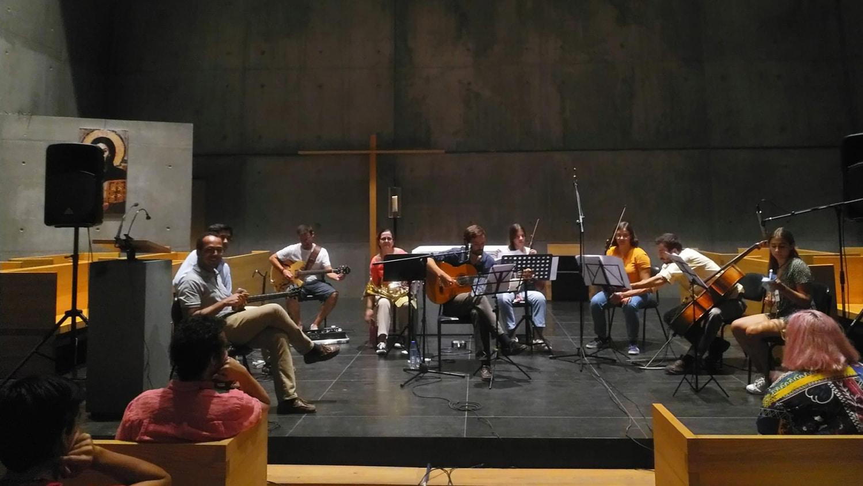 Concerto - A propósito de um grito - P. Duarte Rosado, sj