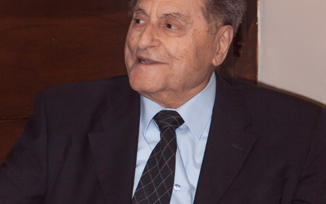 P. António Reis SJ (1936-2018)
