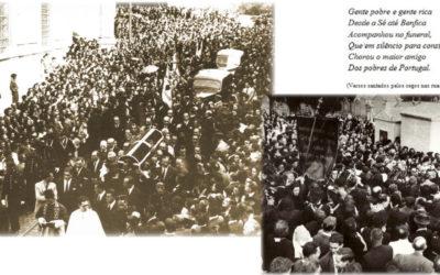 71.º Aniversário de Falecimento do Padre Cruz