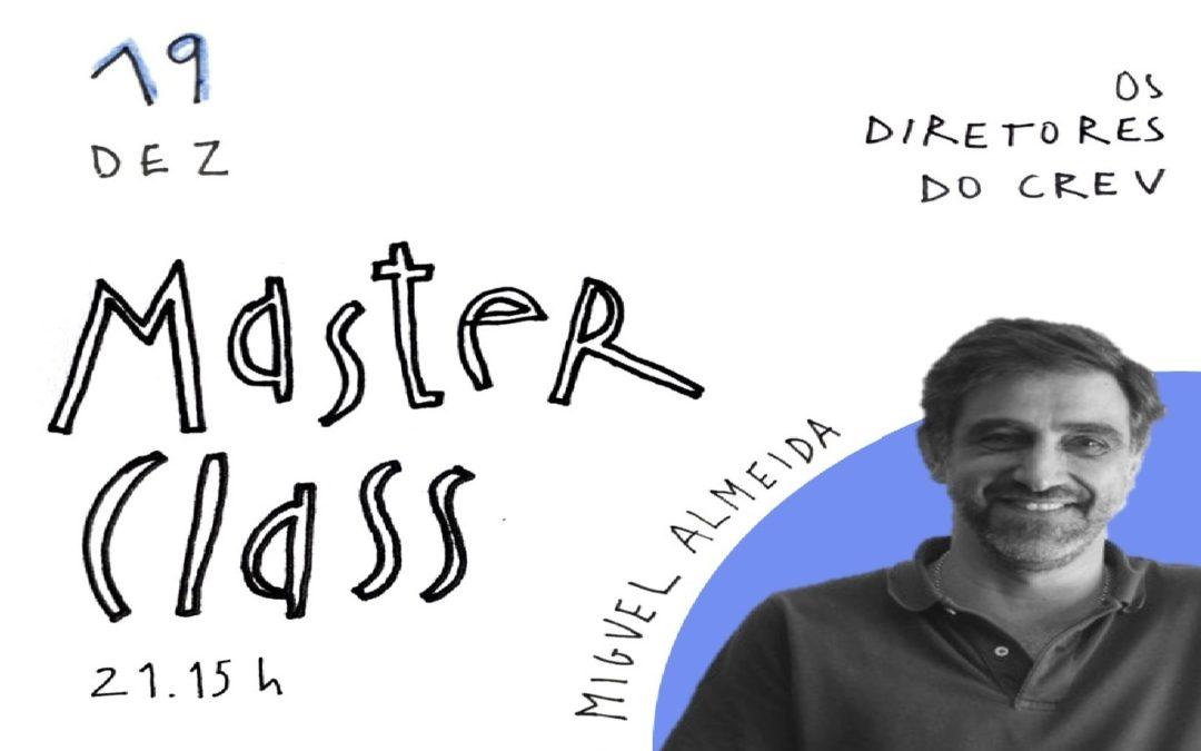 MasterClass – Os Directores do CREU