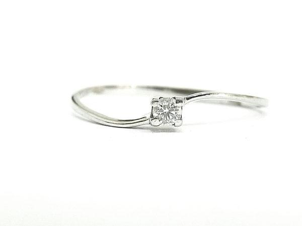 scarpe sportive 324ef 1f4c4 anello con diamantino