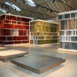 Realizzazione di pavimentazione industriale a spolvero Ceramica di Imola