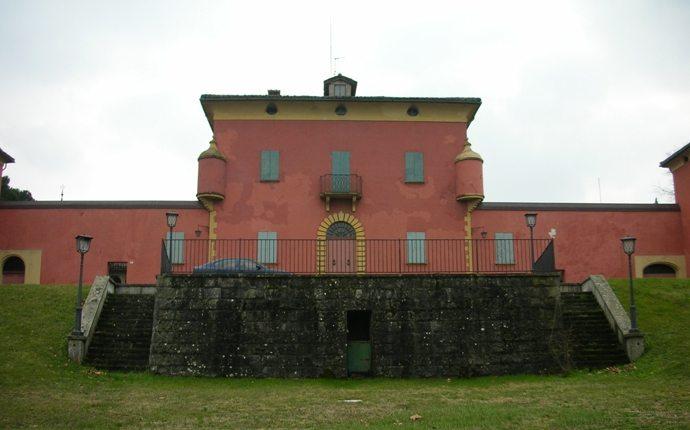 Consolidamento della struttura muraria con malte, resine e materiali compositi FRP Villa Bentivoglio