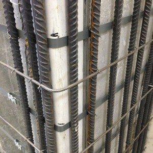 Intervento di restauro strutturale con materiali compositi FRP