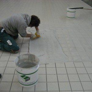 Restauro pavimentazioni