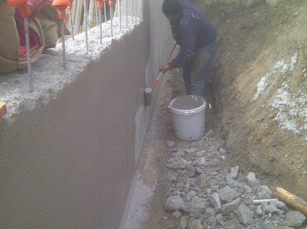 Impermeabilizzanti elastici acrilico-cementizi