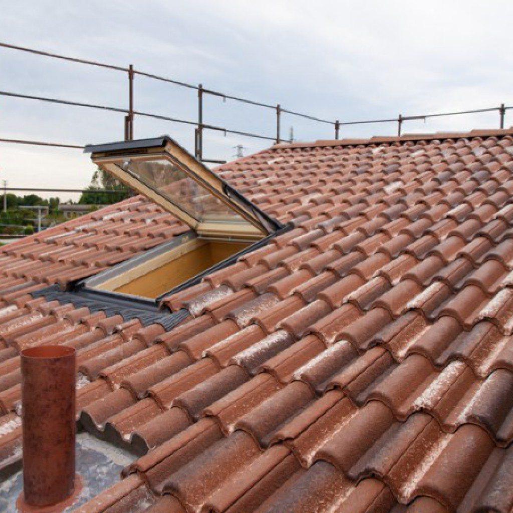 Guaine bituminose per tetti