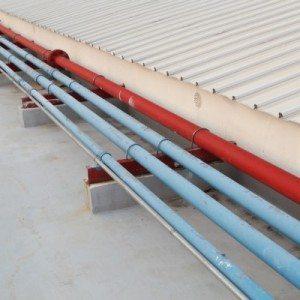 Isolamento tetti industriali