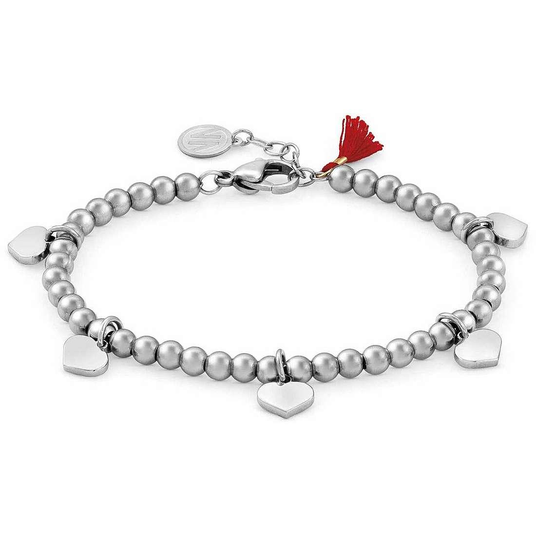 negozio online cc2c7 40080 Bracciale Donna Gioielli Nomination Adorable 024454/001