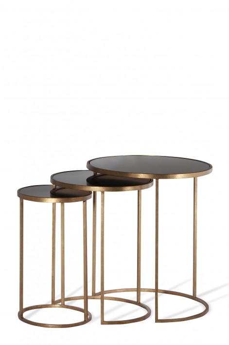Salvatore nest of tables cst39 furniture porta romana salvatore nest of tables watchthetrailerfo
