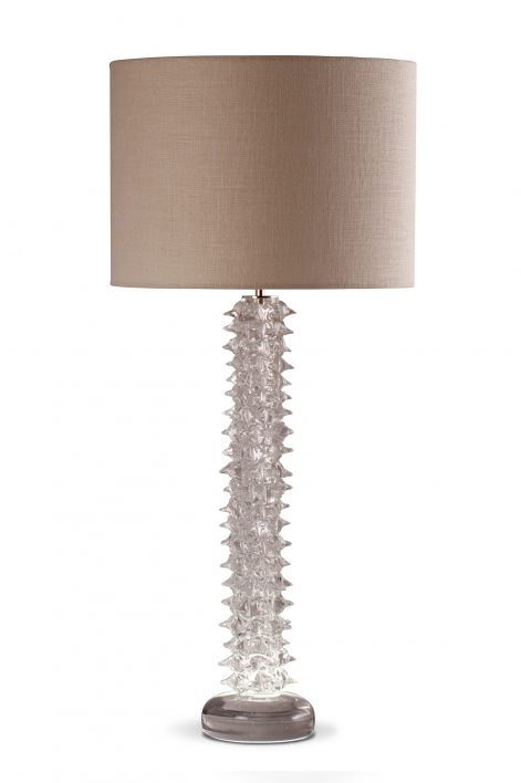 Thorn Column Lamp | Clear