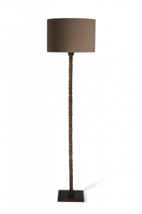 Static Floor Lamp | New Bronze
