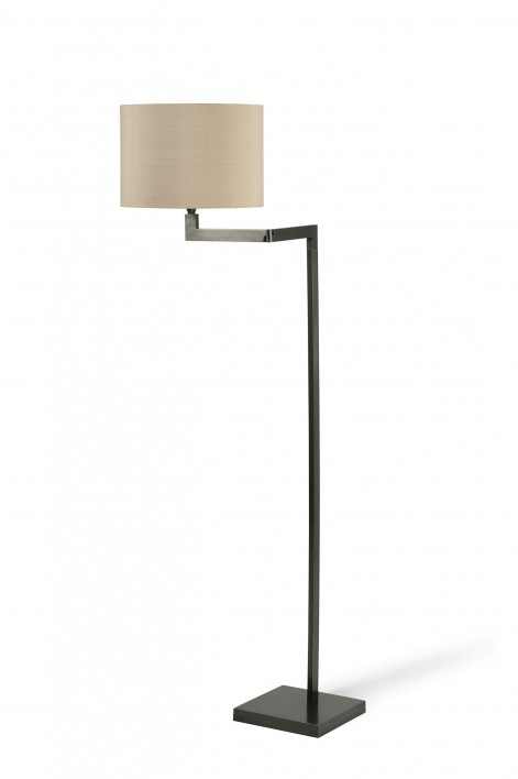 Reading Floor Lamp | Bronze