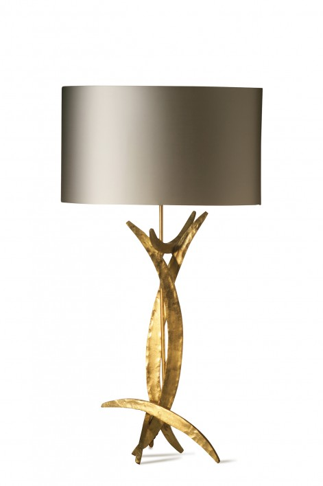 Miro Lamp | Bright Gold