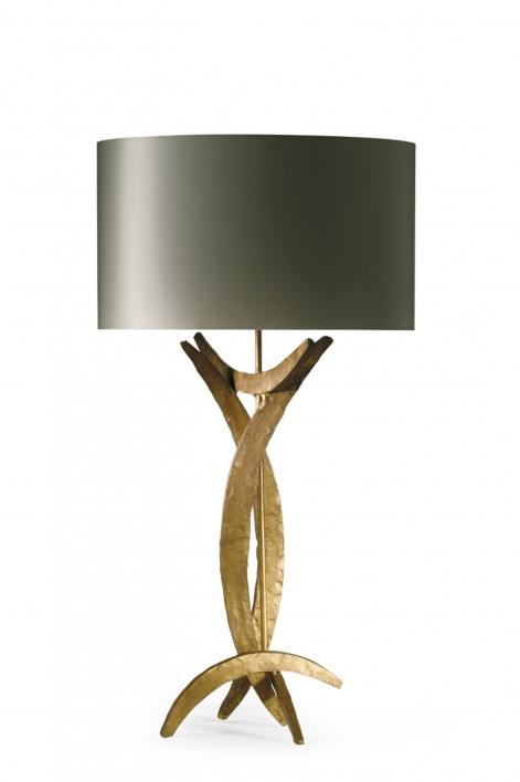 Miro Lamp | French Brass
