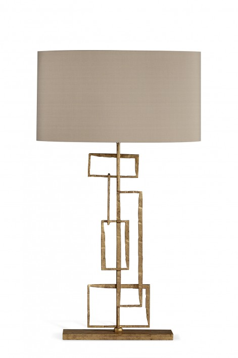 Large Salperton Lamp | Decayed Gold