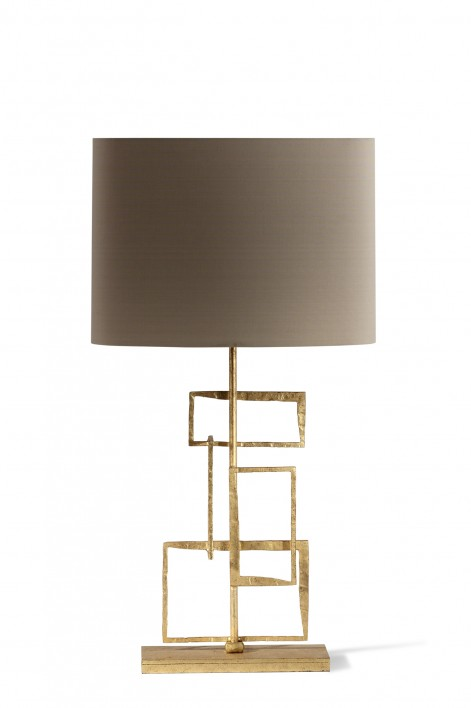 Small Salperton Lamp | Decayed Gold
